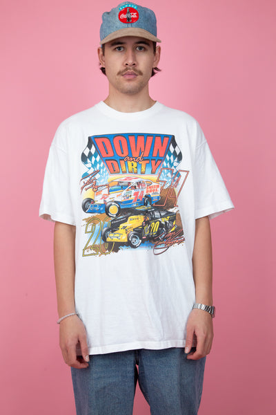 Down and Dirty Racing Tee