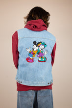 Load image into Gallery viewer, Mickey Denim Vest