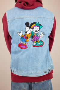 Mickey Denim Vest