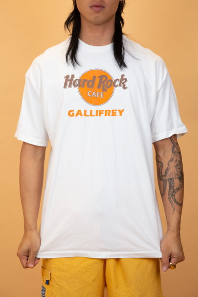 hard rock cafe tee. 90s vintage. magichollow.
