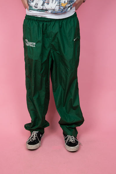Vintage nike trackpants. magichollow