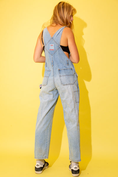 Squeeze Jeans Dungarees