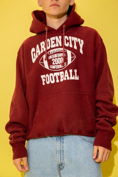 Garden City Football Hoodie