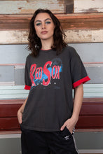 Load image into Gallery viewer, Model wearing red sox tee, magichollow