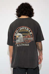 1994 harley davidson tee. 90s vintage. magichollow.