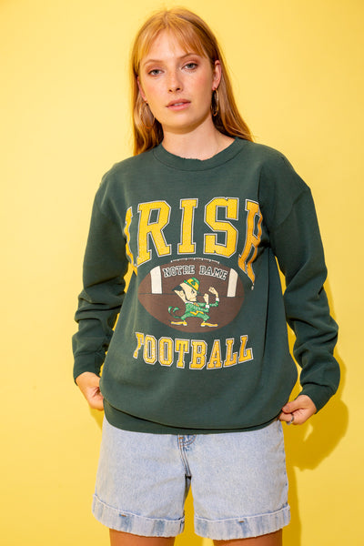 Irish Football Sweater