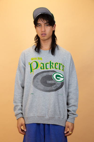 green bay packers sweater. 90s vintage. magichollow.