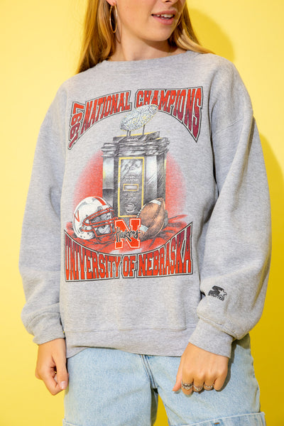 1997 Nebraska Huskers Sweater