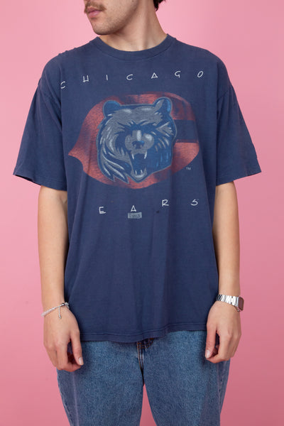 Vintage NFL Tee. Chicago Bears. magichollow. Shop now.