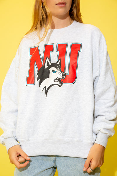 NU Wolves Sweater