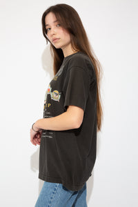 model wearing Texas Tee, magichollow