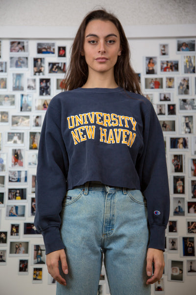 Distressed Champion New Haven Crop