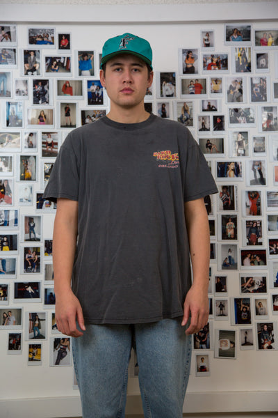 Distressed Hard Rock Tee