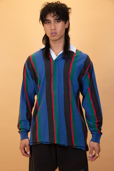 iban rugby jersey. 90s vintage. magichollow.