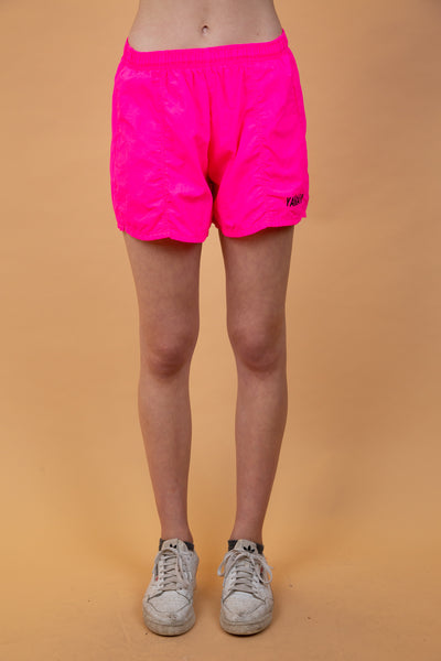 Hot Pink Yamaha Shorts
