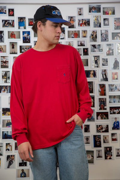 Long Sleeve Ralph Lauren
