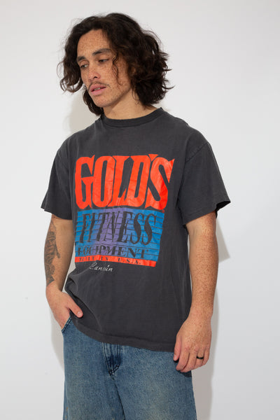 Gold's Fitness Tee