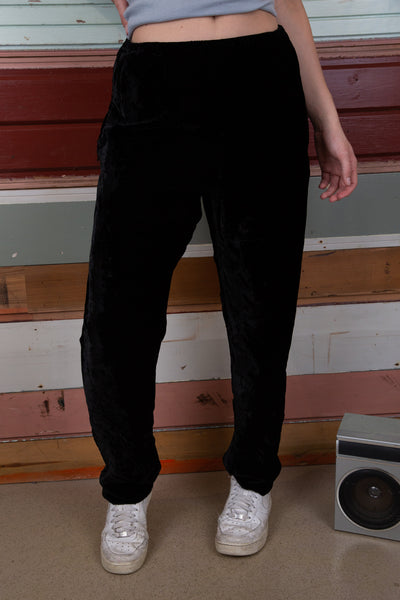 Black Velvet pants,  from magichollow