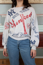 Load image into Gallery viewer, Model wearing NY Yankess Sweater, buy now from magichollow