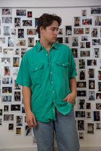 Load image into Gallery viewer, Jacob Short Sleeve Button Up