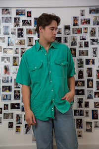 Jacob Short Sleeve Button Up