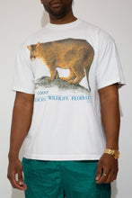 Load image into Gallery viewer, cougar tee. 90s vintage. magichollow.