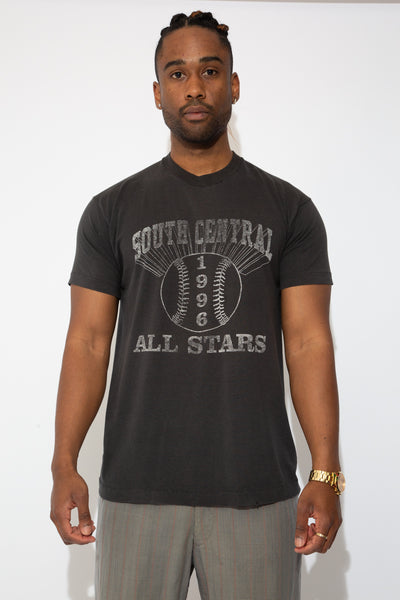 south central all stars tee. 90s vintage. magichollow.