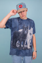 Load image into Gallery viewer, Distressed Wolf Tee