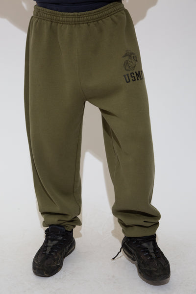 USMC trackpants. 90s vintage. magichollow.