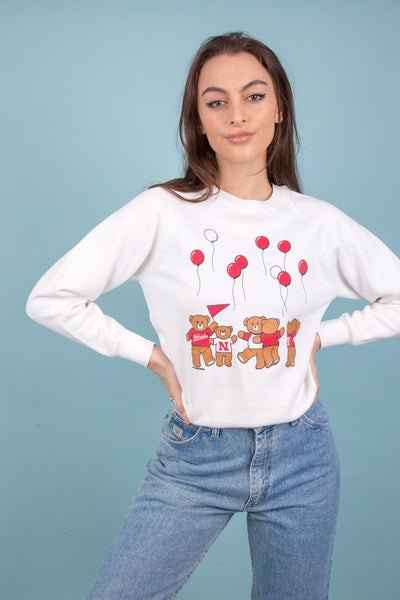 Bears and Balloons Sweater