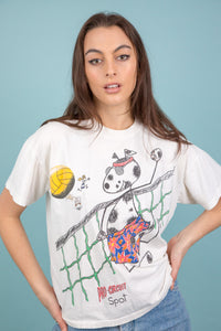 Spot Volleyball Tee