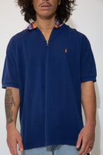 Load image into Gallery viewer, ralph lauren ss polo. 90s vintage. magichollow.