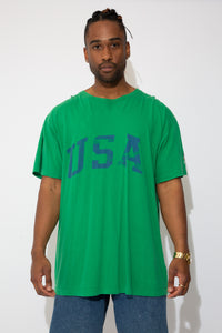 polo sports usa tee. 90s vintage. magichollow.