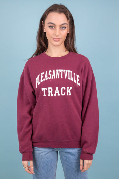 Pleasantville Track Sweater