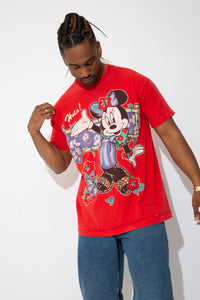 minnie mouse tee. magichollow.