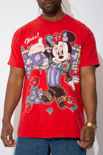 Load image into Gallery viewer, minnie mouse tee. magichollow.