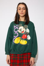 Load image into Gallery viewer, model wearing Mickey sweater, magichollow