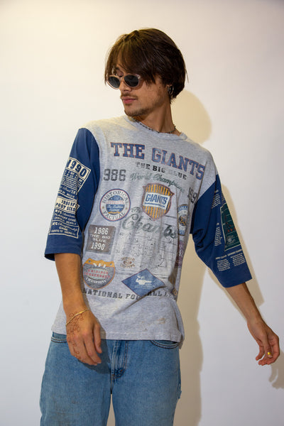 Distressed Giants Tee