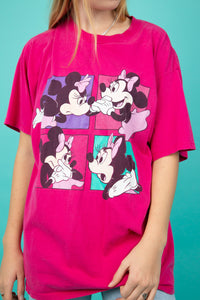 Minnie tee from magichollow