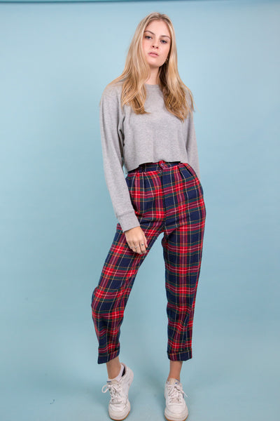 Colorado Plaid Pants