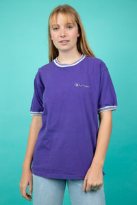 Purple Champion Tee, magichollow