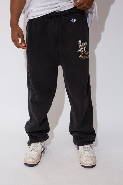 champion sweatpants. 90s vintage. magichollow.