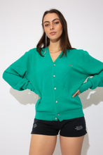 Load image into Gallery viewer, model wearing Lacoste knit, magichollow