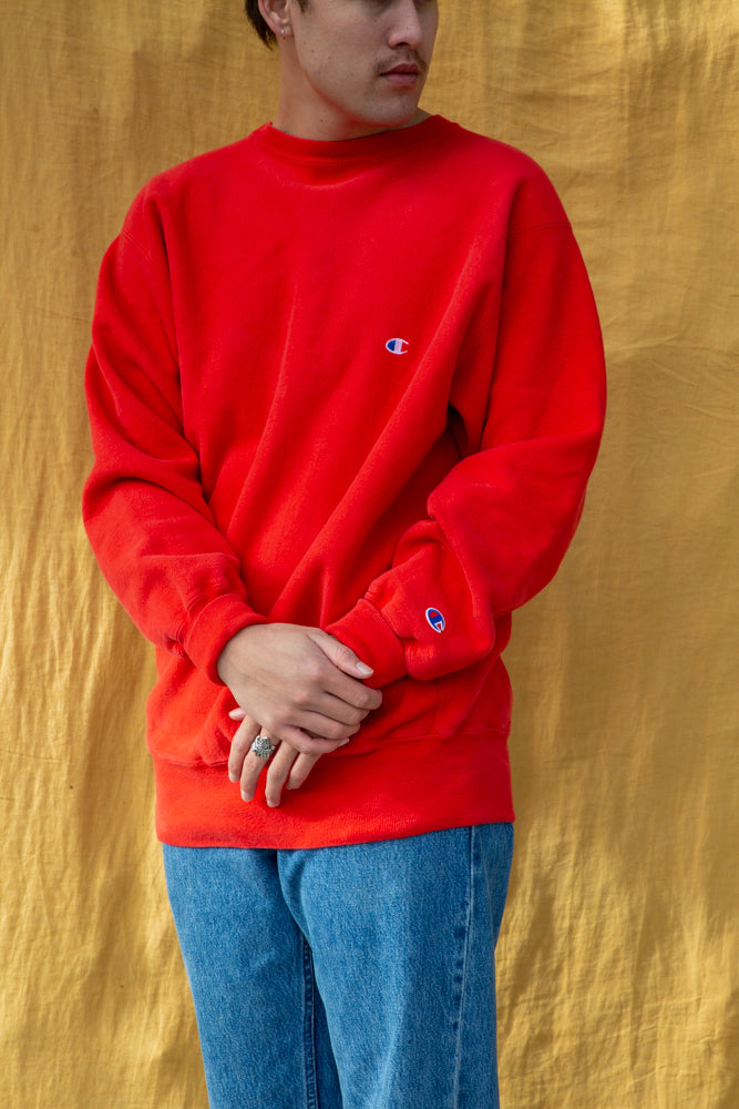 Champion Reverse-Weave Sweater