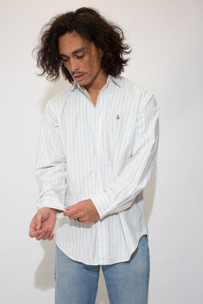 Ralph Lauren Button Up. 90s Vintage. magichollow.
