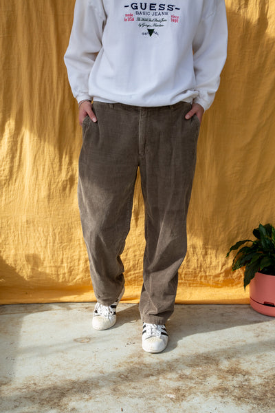 Codey Corduroy Pants