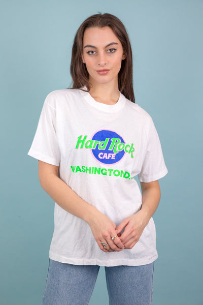 Washington Hard Rock Tee