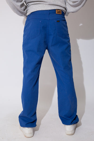 Lee Ultramarine Pants