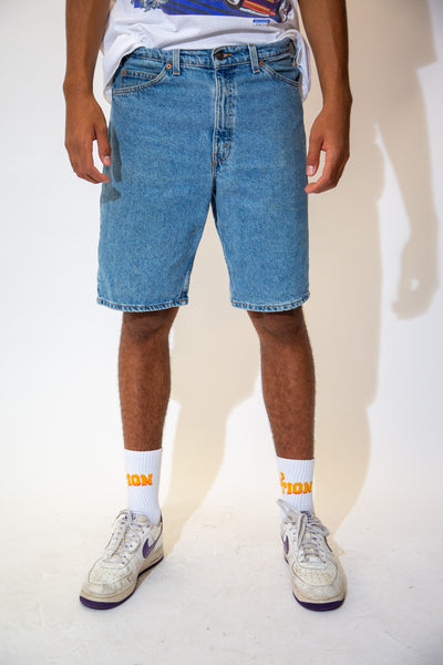 Levi's 550 Denim Shorts