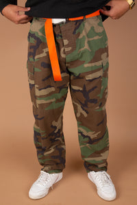 army camo baggy pants. magichollow
